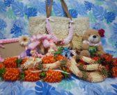 【ハワイアンリボンレイとリボンで作る小物のお教室】マカナアロハ