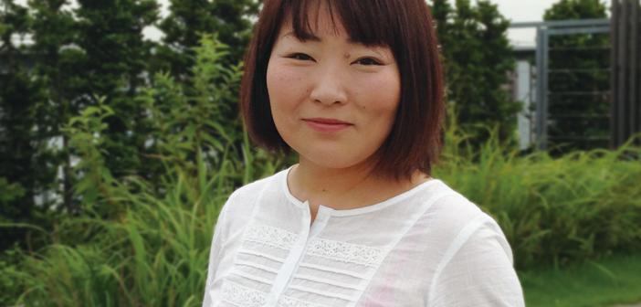 塚原 敦子さん(子育てママ支援warm place代表)