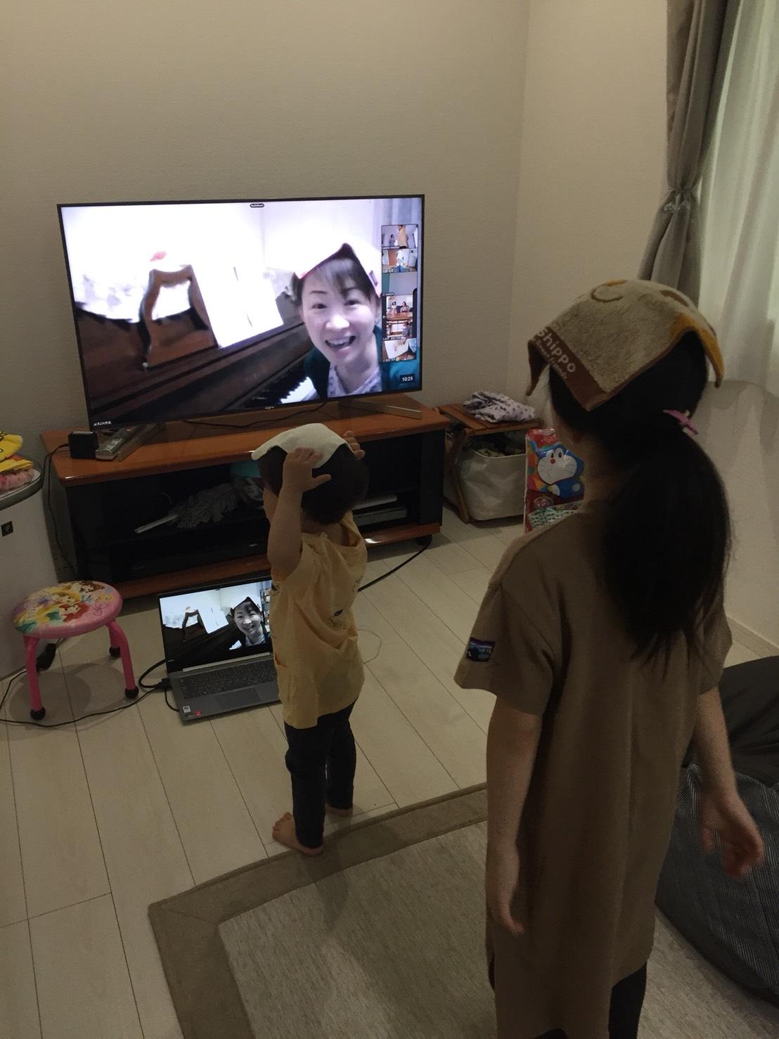 【オンライン講座】0歳児対象ベビーリトミック