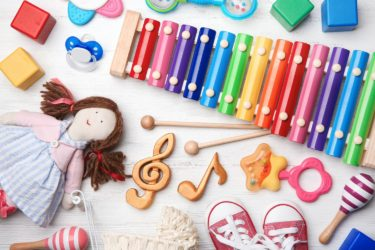 【音楽で遊ぼう!】「お正月」の歌で遊ぼう!!
