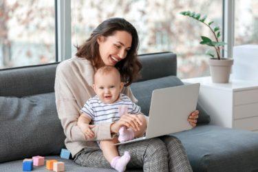 【参加無料・プレゼント付き】1・2歳児ママ集まれ!はぴはぴオンラインママ会
